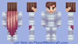 My First Skin - Knight Minecraft Skin