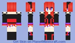 「₂」cyвer мaĸι Minecraft Skin