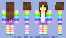 Req: MissCollada Minecraft Skin