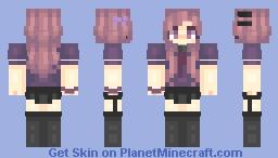 ✏ | uniform Minecraft Skin