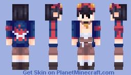 Simon  - Gurren Laggan Minecraft Skin