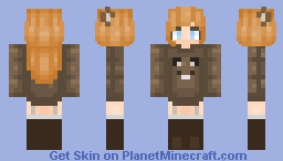 Bear~Redo Minecraft Skin
