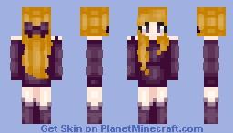 OC- September Minecraft Skin