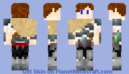 The___Law`s Original skin Minecraft Skin