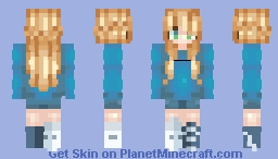 Wait a second, why should you care what they think of you? Minecraft Skin