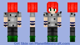 FrostIron - Red, Green, Blue Minecraft Skin