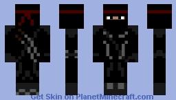 2 in 1 Ninja Powersuit Minecraft Skin