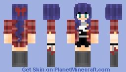 +~+Yin Yang+~+ Minecraft Skin