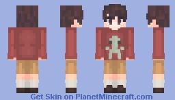 oikawa tooru //  haikyuu!! Minecraft Skin