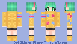 have i not Minecraft Skin
