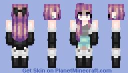 ~ Heartache (Pop of the Reel) Minecraft Skin