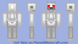 Chipper's Revenge -FNAF World- [IMPORTANT NEWS IN DESC!] Minecraft Skin