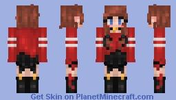 ❤ cαssíє ▌11pm Minecraft Skin