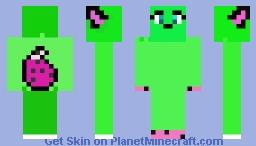MelonFoxTV ( MC OC ) Minecraft Skin