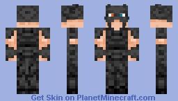 Darth Krayt N.6 Minecraft Skin