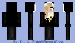 Nun (◠ω◠✿) Minecraft Skin