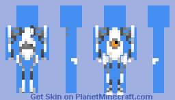 P-Body [Portal 2] Minecraft Skin