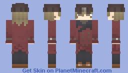 † Persona 3 † Shinjiro Aragaki Minecraft Skin