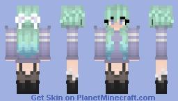 vααℓє | Persona~ Minecraft Skin