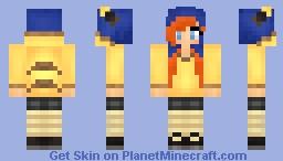 Pikachu Gatorceri Minecraft Skin