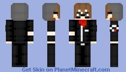 -=REQUESTS CLOSED=- Revenge Era Mikey Way Minecraft Skin