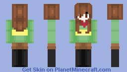 ~мєgυмι~ i quit //desc Minecraft Skin