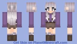 Dots Minecraft Skin