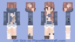 | Persona | Birdie + 300subs :D Minecraft Skin