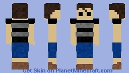 So I Learned How to Color Variate :P Minecraft Skin
