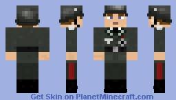 Wehrmacht Leutnant Minecraft