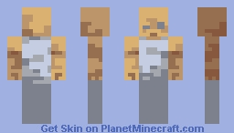 Polyurethane on the dance floor Minecraft Skin