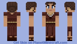 Romecraft Girl/Woman Minecraft Skin