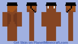 """Deadshot"" Calamity (Fallout: Equestria) Minecraft Skin"