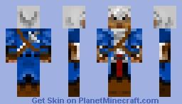 Connor Kenway Minecraft Skin