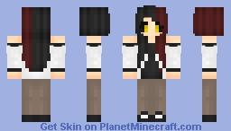 [] Oc [] Jinn Minecraft Skin