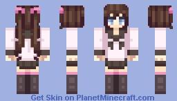 I'm actually Alive Minecraft Skin