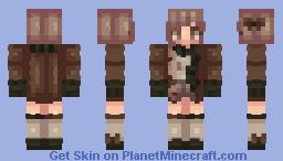 APRIL FOOLS PRANKS + Q&A Minecraft Skin