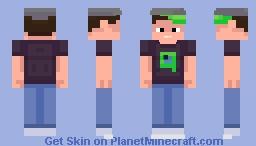 Jacksepticeye Minecraft Skin