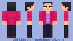 Dude Man Guy Minecraft Skin