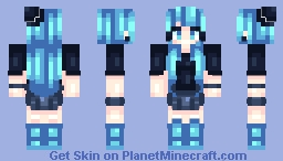 One look in my eyes, and you're running cause I'm coming going to eat you alive. Minecraft Skin