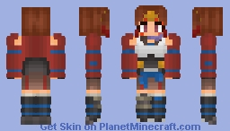 Mumei - koutetsujou no kabaneri Minecraft