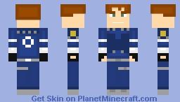 Leon S. Kennedy ~RESIDENT EVIL 2~ Minecraft Skin