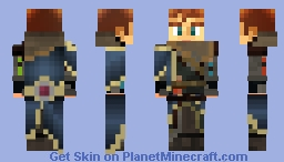 Diamondfeva [RPG] Minecraft Skin