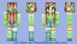 яєรнαdє | fiяรт รkiи {400} Minecraft Skin