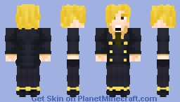 Sanji [ One Piece ] 1.8 Minecraft Skin