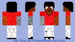 Ace Hikari Minecraft Skin