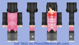 Pink Vest - Request - Jellybul Minecraft Skin