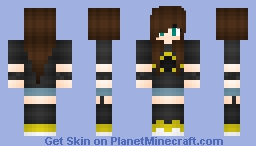 This Skin Belongs to Tang! Minecraft Skin