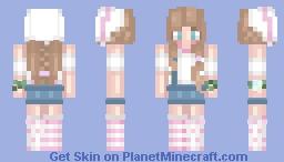 ●мєσωℓιє_đєєɾ● Happyyy.... EASTER ! Minecraft Skin