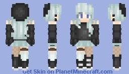 Lucy Minecraft Skin